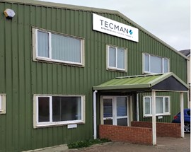 Tecman gears up with investment in new premises, workforce and machinery for PPE