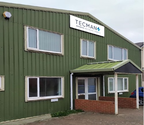 Tecman Advanced Healthcare Products New Facility for the Manufacturer of Face and Eye Protection
